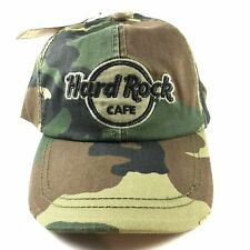 Hard Rock Cafe  New York militar baseball hat brand new NYC