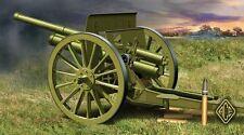 ACE 72252 1/72 Plastic WWII Russian 76.2mm Gun  1902/1930