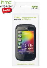 Pellicole originali proteggi schermo trasparenti SP P690 per HTC Explorer