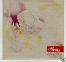 (K843) The Spirals, Without Control - DJ CD