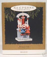 """1996 Hallmark Magic Keepsake Orn. """"Sharing a Soda"""""""