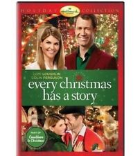 Every Christmas Has A Story Hallmark DVD New Sealed