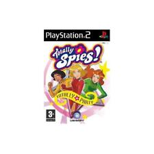Totally Spies fiesta total para la Sony PS2