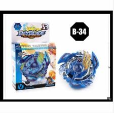 Beyblade Burst Booster Starter Set with Launcher+ Grip - B34