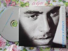 Enrique Iglesias – Bailamos Interscope Records BAIL 1 UK Promo CD Single