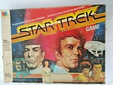 Star Trek the Motion Picture Board Game by Milton Bradley 1979