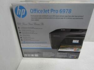 HP OfficeJet Pro 6978 Wireless All-In-One Printer
