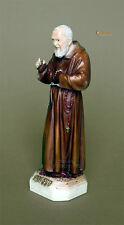 Statua di Padre Pio, resina, 15cm