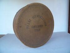 STEYR 1900 ant. Karton Pappe TORTENSCHACHTEL Schachtel Konditorei Schwertfelner