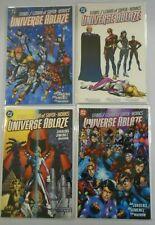 Universe Ablaze #1 - 4 - 8.0 VF - 2000