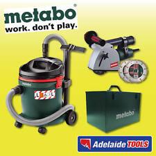 Metabo 1400 Watt Wall Chaser & ASA32 Vacuum Combo Kit - MFE30COMBO