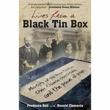 Lives from a Black Tin Box, Ronald Clements, Prudence Bell | Paperback Book | Ac
