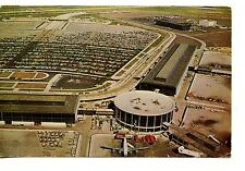 O'Hare International Airport-Aerial View-Chicago-Illinois-1964 Vintage Postcard