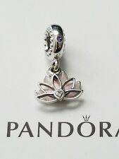 Auth Pandora SS CDN EXCLUSIVE Serene Lotus Flower 797259CZ -NOT AVAILABLE IN USA