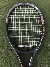 New listing WILSON HYPER HAMMER HYPER CARBON 2.3 Tennis Racket w/ Case 4 1/2