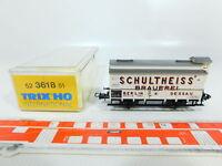BV847-0,5# Trix Int. H0/DC 52 3618 51 Bierwagen Schultheiss Berlin, NEUW+OVP