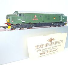 "Lima HO OO British Railways Class 37 ""BEN CRUACHAN"" Heavy DIESEL LOCOMOTIVE MIB!"