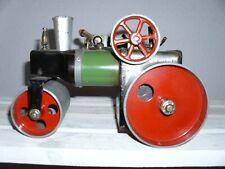 blechspielzeug antik original MAMOD dampfwalze england gebraucht bespielt gross