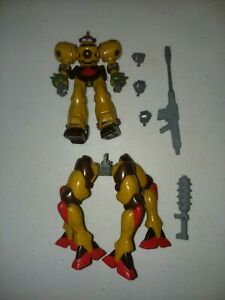 Dark Army Deluxe MS G Gundam Loose And Complete 2003 Bandai