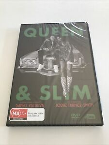 Queen & Slim DVD Daniel Kaluuya Jodie Turner-Smith Chloë Sevigny