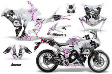 AMR Racing Graphic Kit Wrap Part Honda CBR250R Street Bike CBR 250R 10-13 LUNA