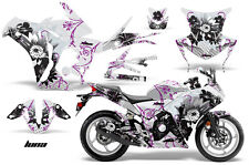 AMR Racing Graphic Kit Wrap Part Honda CBR250R Street Bike CBR 250R 10-13 LUNA
