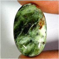 18.50Cts. MIND BLOWING 100% NATURAL VARISCITE TURQUOISE OVAL CABOCHON GEMSTONES