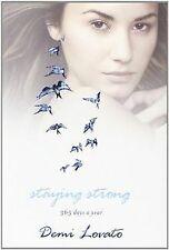 Staying Strong von Lovato, Demi | Buch | Zustand gut