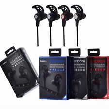 STEREO BLUETOOTH HEADPHONES HEADSET AURICULAR SPORTS  APPLE IPHONE