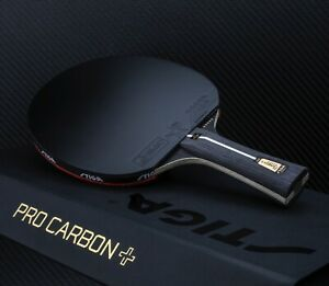 STIGA 5-STAR PRO CARBON + Table Tennis Bat