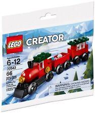 💥 LEGO - #30543 - Christmas Train - Polybag - Creator - Building Set