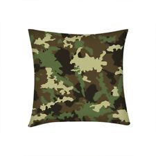 20X20 IN Camouflage Cushion Cover Waist Throw Pillow Case Decorative Pillowcase