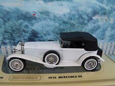 Matchbox Mercedes-Benz SS 1928 Y-16