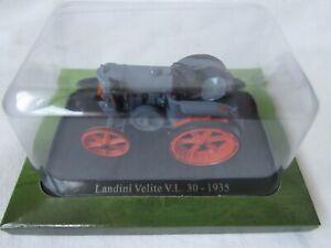 @Universal Hobbies Hachette Landini Velite V L 30-1935 Tractor Model-NEW@