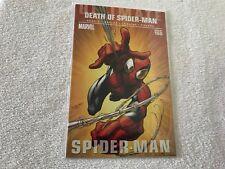 SPIDER-MAN 160  ULTIMATE DEATH OF SPIDER-MAN  MARVEL  comic book