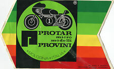STICKER ADESIVO,ANNI 70,PROTAR,MICRO MODELLI,PROVINI,BOLOGNA,MOTO,MOTORCYCLE