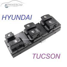 Pulsantiera Alzacristalli Hyundai Tucson JM dal 2004 al 2010 NUOVA 4 Vetri Ele.