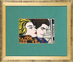 Roy Lichtenstein - GREAT ART !!! BEST !!!