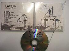 ICH + ICH Gute Reise– 2009 German CD PROMO – Pop Rock - RARE!