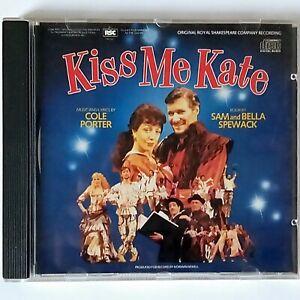 Kiss Me Kate (Original Royal Shakespeare Company Cast CD, 1987 First Night)