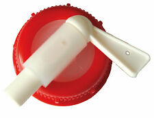 1  Ablasshahn zu  SHB Swiss Kalk Clean 3 Liter, 5 Liter und 10 Liter Kanister