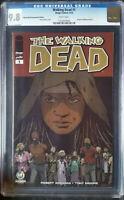 Walking Dead (2003 Image) #1 Wizard World Sacramento Color CGC 9.8