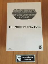 MASTERS OF THE UNIVERSE - Classics -THE MIGHTY SPECTOR-Mattel-MOC in Mailer-2012
