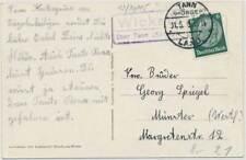 589365) DR Landpostblg. Wickens über Tann Rhön