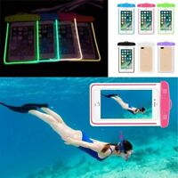 Universal Waterproof Underwater Phone Pouch Dry Bag Case Cover For Cell Phone
