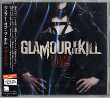 GLAMOUR OF THE KILL-SAVAGES-JAPAN CD E50