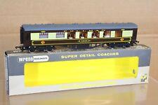 WRENN W6002 BR PULLMAN 1st CLASS COACH AIRIES LATE PRODUCTION MINT BOXED np