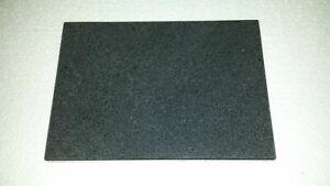 Granit Anreißplatte Anrissplatte Messplatte Padang dunkel 35/30/3cm B-WARE