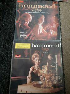 Hammond a gogo Vinyl x2 LP's