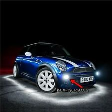 2004 2005 2006 2007 2008 BMW Mini Cooper R52 Xenon Fog Lamps Driving Lights Kit